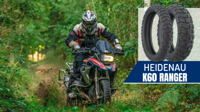Heidenau K60 Ranger: Reiseenduro-Reifen für Sand und Schlamm