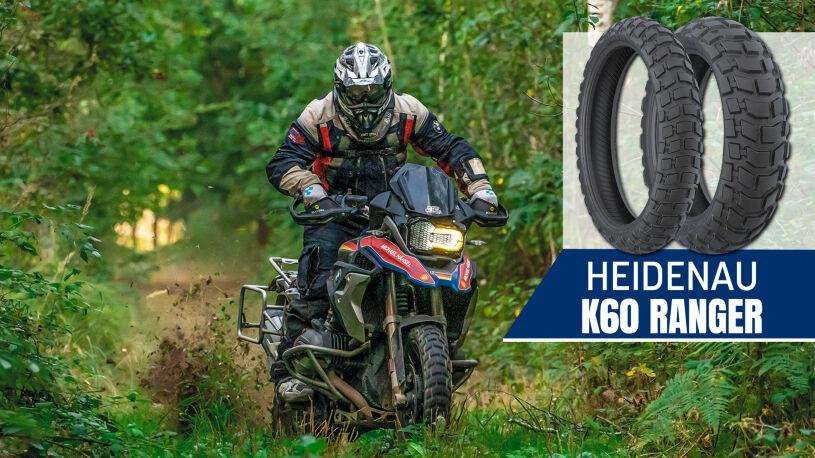Heidenau K60 Ranger