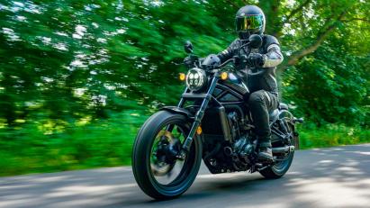 CMX1100 Rebel DCT – Hondas neue Leichtigkeit im Fahrtest