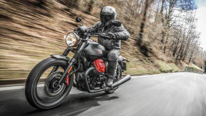 Fahrtest: Moto Guzzi V7 IIICarbon – Individualisierung serienmässig
