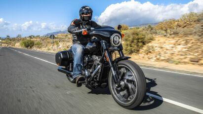 Fahrtest: Harley-Davidson Sport Glide