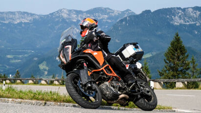 KTM 1290 Super Adventure S 10.000 – Kilometer Dauertest