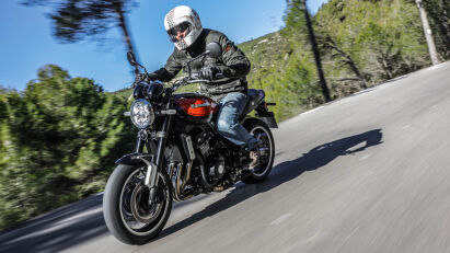 Fahrtest: Kawasaki Z900RS – im Stil der 70er