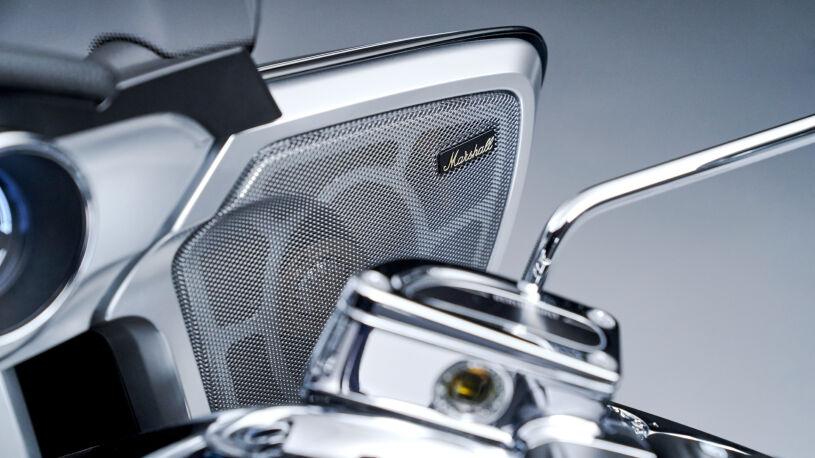 BMW R 18 B und R18 Transcontinental Marshall-Soundsystem