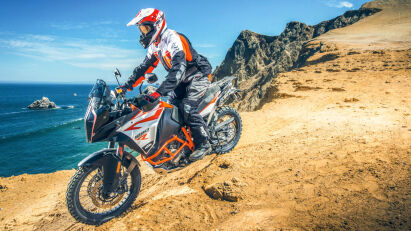 Fahrtest: KTM 1290 Super Adventure R