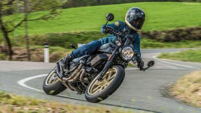 Fahrtest: Ducati Scrambler Café Racer