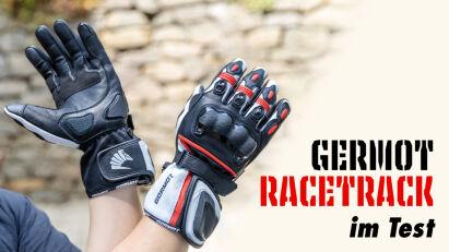 Sommerhandschuh im Test: Germot Racetrack
