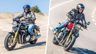 Fahrtest: Honda CB1100 RS/EX