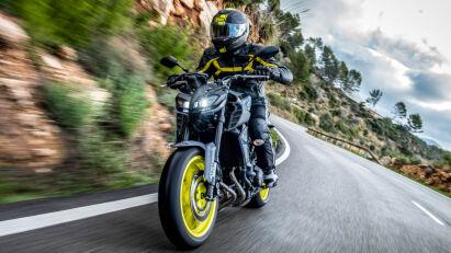 Fahrtest: Yamaha MT-09 – der ganz große Wurf