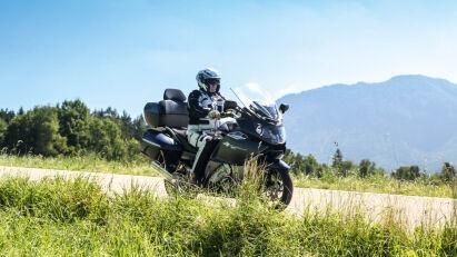 Fahrtest: BMW K 1600 GTL –