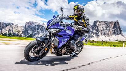 Fahrtest: Yamaha Tracer 700