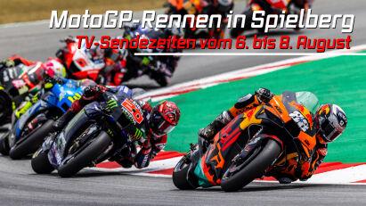 MotoGP-Rennen in Spielberg: Die Sommerpause ist vorbei!
