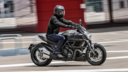 Fahrtest: Ducati Diavel Carbon