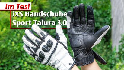 iXS Talura 3.0 im Test: Sommerhandschuh aus Ziegenleder