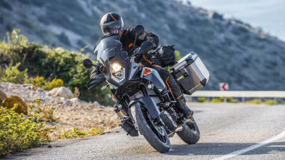 Fahrtest: KTM 1050 Adventure – auf Herz und Nieren getestet