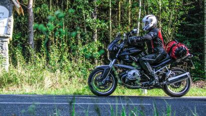 Fahrtest: BMW R 1200 R Classic