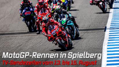 MotoGP-Rennen in Spielberg: Valentino Rossi fährt zum letzten Mal in Österreich