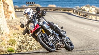 Fahrtest: Suzuki V-Strom 1000