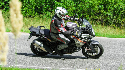 KTM 1190 Adventure - 10.000 Kilometer Dauertest