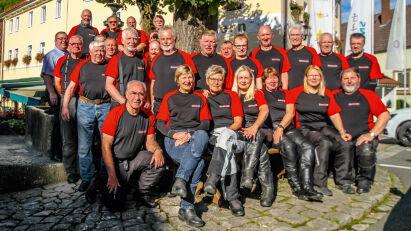 Lesertreffen 2017: Fränkische Schweiz