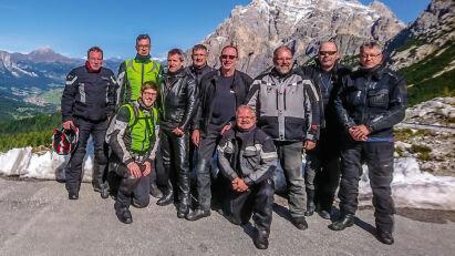 Lesertreffen 2017: Dolomiten