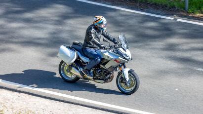 Dauertest: BMW F 900 XR