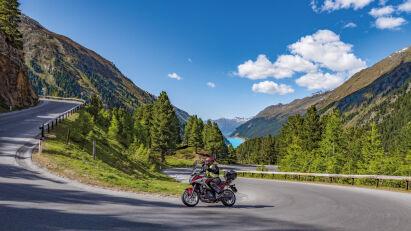 Kaunertaler Gletscherstraße: Von den Almweiden bis zum ewigen Eis