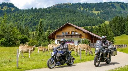 Oberallgäu – Kultur und Natur vor denAllgäuer Hochalpen