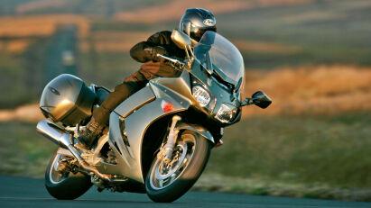 Yamaha FJR 1300 – 200.000-Kilometer-Test