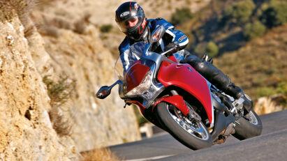 Fahrtest: Honda VFR 1200F