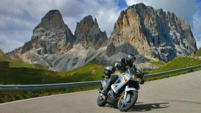 Fahrtest: Honda Varadero 1000