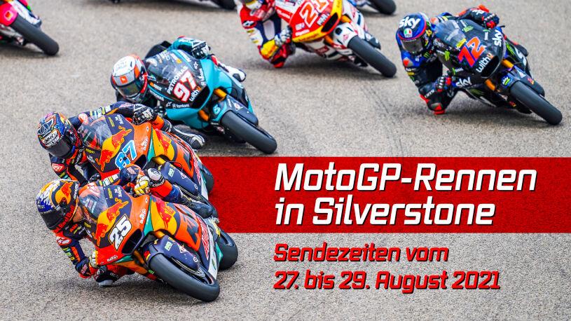 MotoGP in Silverstone (Große Preis von Großbritannien)