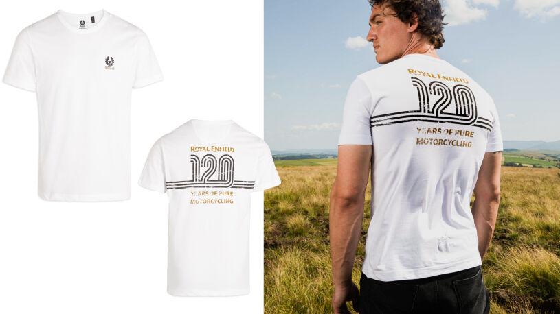 120 Jahre Jubiläums T-Shirt