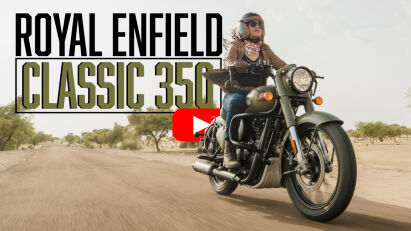 Royal Enfield präsentiert die neue Classic 350
