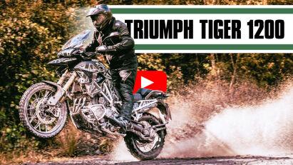Erste Fotos Triumph Tiger 1200 (ab 2022): Hier tanzt die neue Tiger 1200