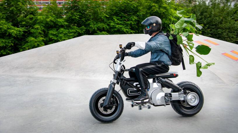 BMW CE Concept