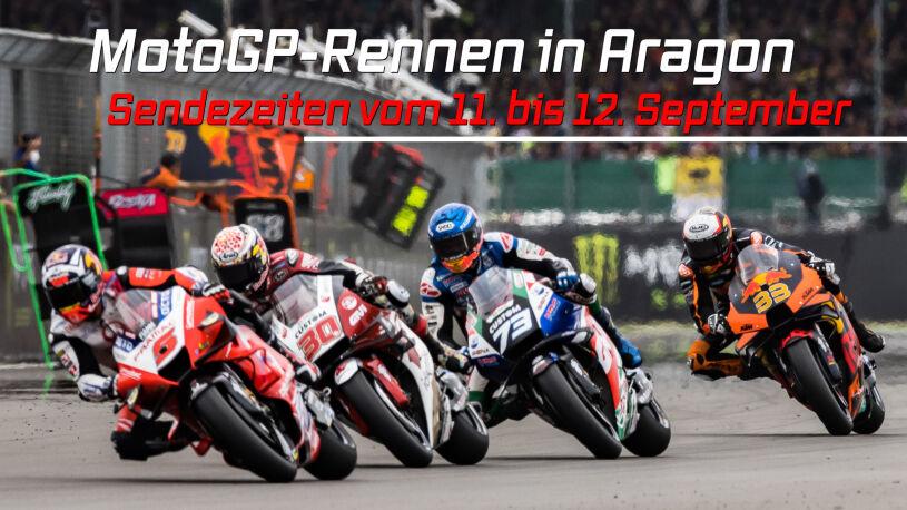 MotoGP-Rennen in Aragon