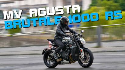 MV Agusta Brutale 1000 RS: Volle Motorleistung zum kleineren Preis