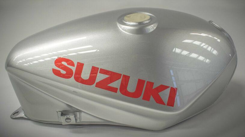 Benzintank für Suzuki Katana als Originalersatzteil