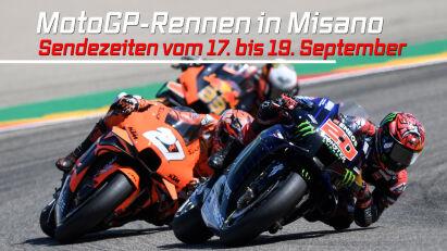 MotoGP-Rennen in Misano