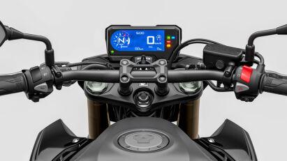 Honda CB500F Lenker