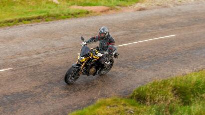 Honda CB500F im Test