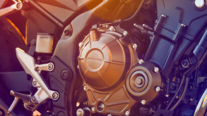 Honda CB500F Motor