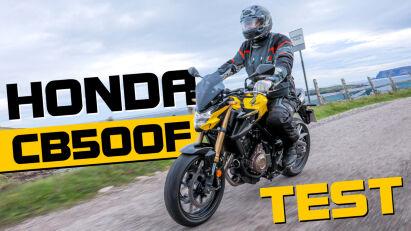 Honda CB500F im Test: Naked Bike für A2-Führerscheinbesitzer