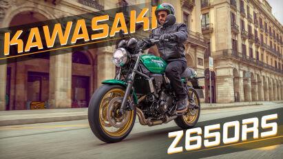 Kawasaki Z650RS: Retrobike auf Z650-Basis