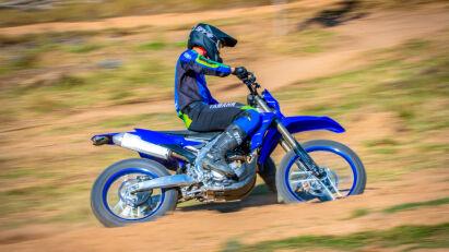 Yamaha WR250F (2022)