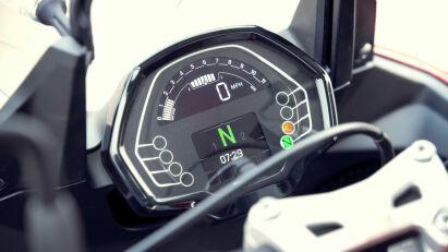 Triumph Tiger Sport 660 - Display