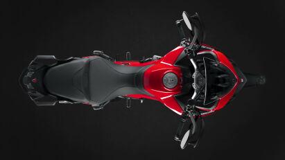Ducati Multistrada V2 von oben