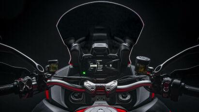 Ducati Multistrada V2 Cockpit