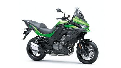 Die neue Kawasaki Versys 1000 ist dank reduzierter Ausstattung bereits ab 11.995,-- Euro zu haben.